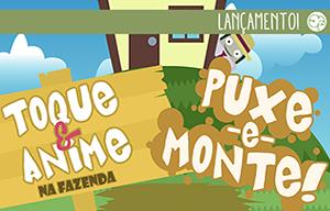 Grupo Ludo Educativo lança jogo para crianças de 0 a 4 anos.